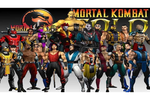 Mortal Kombat 4 ( PlayStation 1 Game on Android Smartphone ...