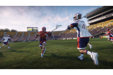 Casey Powell Lacrosse 16 on PS4 | Official PlayStation ...