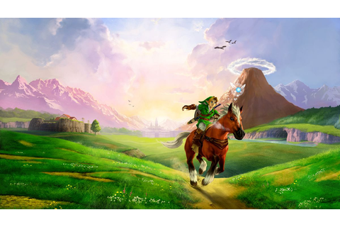 Zelda: Ocarina of Time's Hyrule Field changed how we think ...