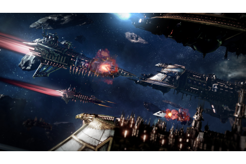 Battlefleet Gothic : Armada – Game Side Story