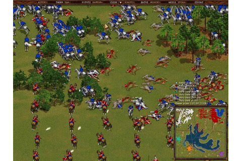 Screenshot image - Cossacks: Art of War - Mod DB