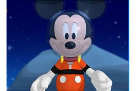 Mickey Mouse Clubhouse Space Adventure - Mickey Mouse ...