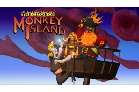 Monkey Island III: The Curse of Monkey Island Full HD ...