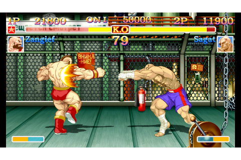 Ultra Street Fighter II: The Final Challengers Review (Switch)