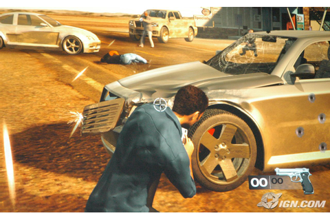 Eight Days and The Getaway PS3 Canceled - Gematsu