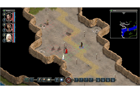 Video Game Screenshots Depot: Avadon: The Black Fortress (PC)