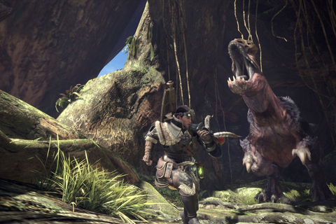 Monster Hunter World could finally be the series's ...