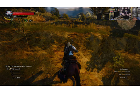 MSI Dragon Eye Youtube OverLay In Games Witcher 3 as ...