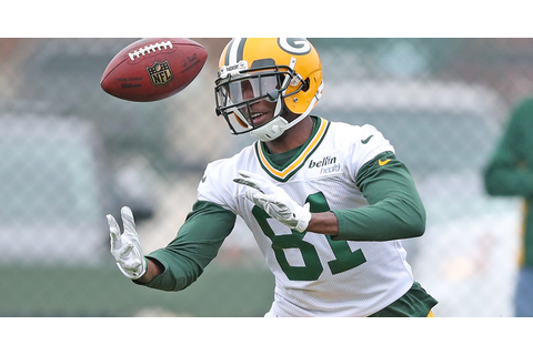 Packers WR Geronimo Allison suspended one game for ...