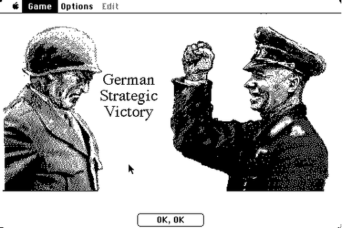 Patton vs. Rommel Screenshots for Macintosh - MobyGames