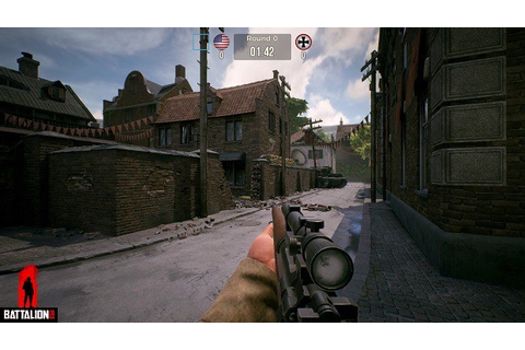 Battalion 1944 Quickscoping Guide - How to Quickscope ...