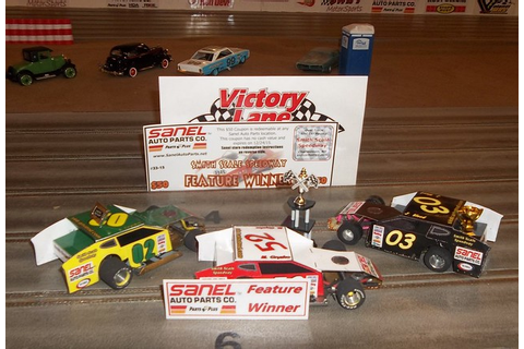 Sanel Auto Parts 250 - Family Slot Car Racing Forum ...