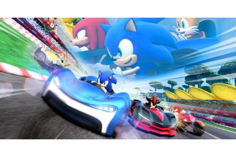 SEGA Live Stream Provides More Details About Team Sonic ...