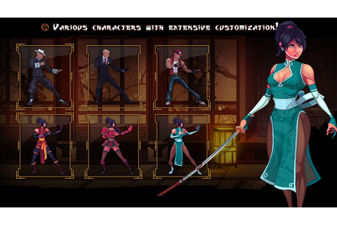 Fatal Fight - Fighting Games APK Download - Free Action ...