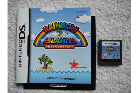 Nintendo DS game - Rainbow Islands Revolution - Catawiki