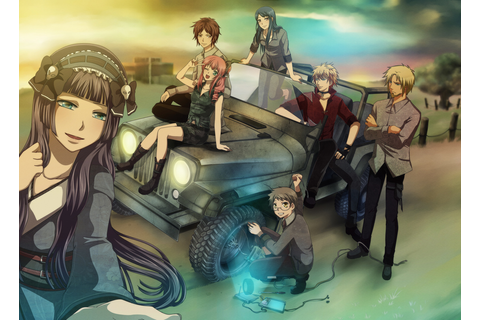 OPINION: Exogenesis and the Visual Novel fandom in the ...