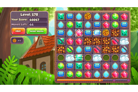 Random Salad Games » Jewel Star