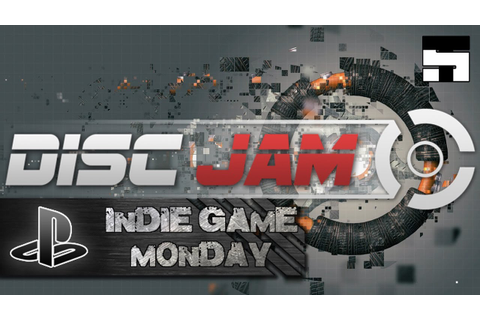 Disc Jam | INDIE GAME MONDAY - YouTube
