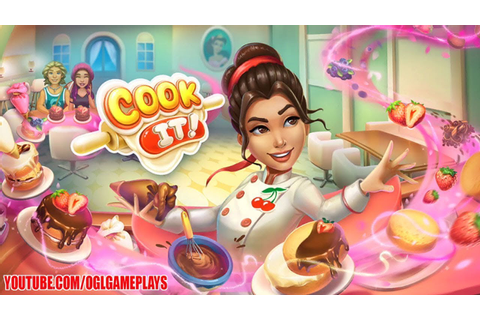 Cook It! Chef Restaurant Cooking Game Android/iOS Gameplay ...