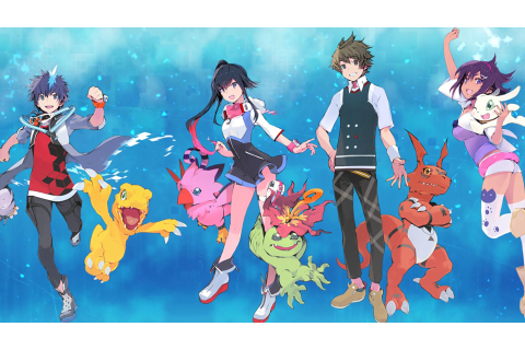 Impresiones Digimon World Next Order - Ramen Para Dos