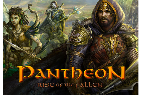 Pantheon: Rise of the Fallen | MMOHuts
