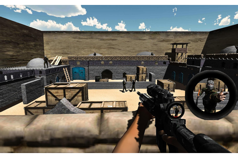 Sniper Shooting VR Games 2017 - Android Apps on Google Play