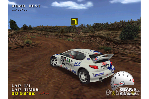 AbanDownload: Free download games V-Rally 2 (Requested)