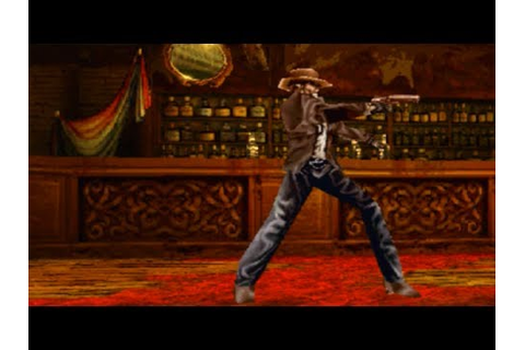 Gunfighter: The Legend of Jesse James Game Review (PS1 ...