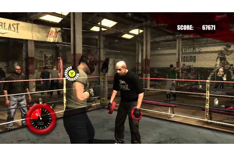 Don King Presents: Prizefighter (X360) - Start of Career ...