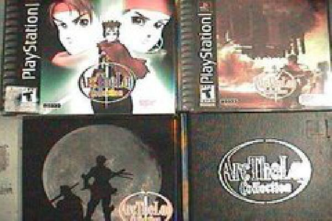 Arc The Lad Collection - Retro Video Games » Sony ...