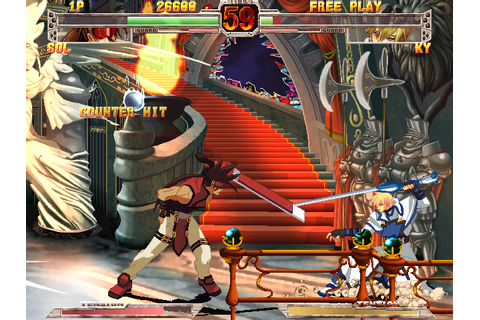 Rocktober 11th: Guilty Gear (series) | HORRIBLE GAMES