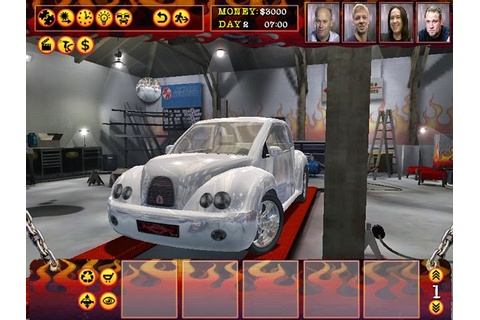 Monster Garage Game - Free Download Full Version For Pc
