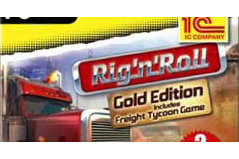 Rig N Roll Gold Edition - Download Full Version Pc Game Free
