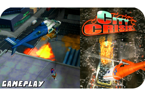City Crisis PS2 Gameplay - YouTube