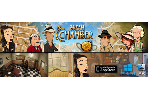 Dream Chamber, DarkWave Games' new adventure game, is ...