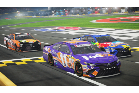 NASCAR Heat 2 - Free September Toyota Pack on Steam