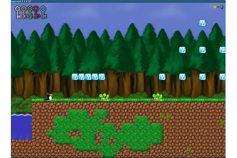 SuperTux 2D Platformer Game, like super mario bros - FOSS ...