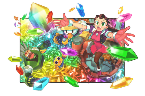 The Misadventures of Tron Bonne Wallpaper and Background ...