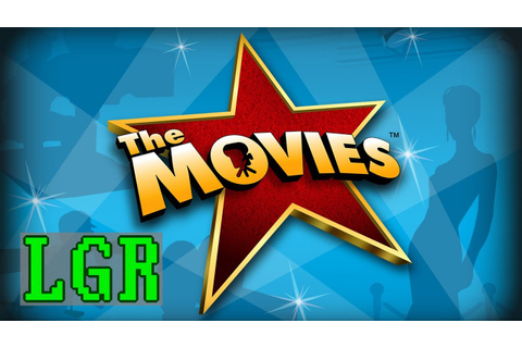 LGR - The Movies - PC Game Review - YouTube