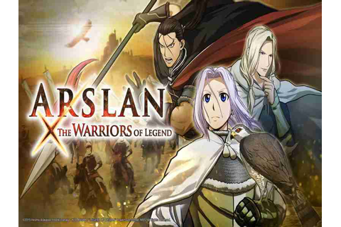 Arslan The Warriors Of Legend Game Download Free For PC ...