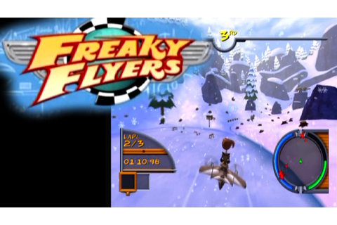 Freaky Flyers ... (PS2) - YouTube