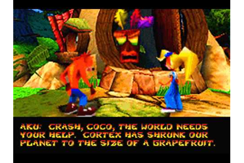Crash Bandicoot: XS/The Huge Adventure (Game Boy Advance ...
