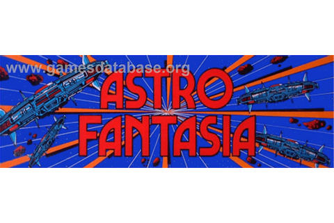 Astro Fantasia - Arcade - Games Database