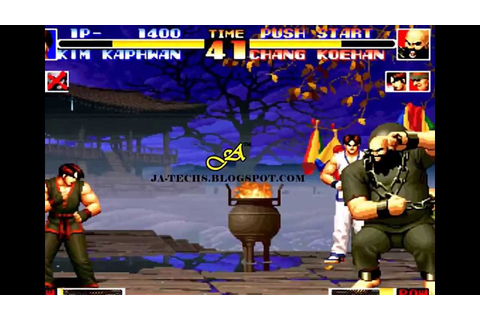Download The King of Fighters 94 Game for PC Windows ***HD ...