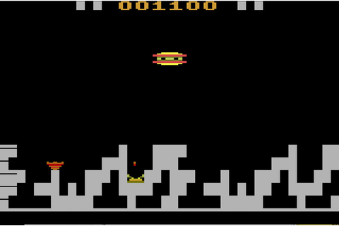 Game review: Bomb's Z-Tack for #Atari 2600