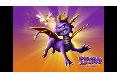 Spyro The Dragon Walkthrough Gameplay - YouTube