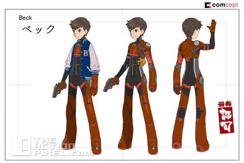 Red Ash: The Indelible Legend | The Action Pixel