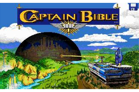 Captain Bible in the Dome of Darkness Download (1994 ...
