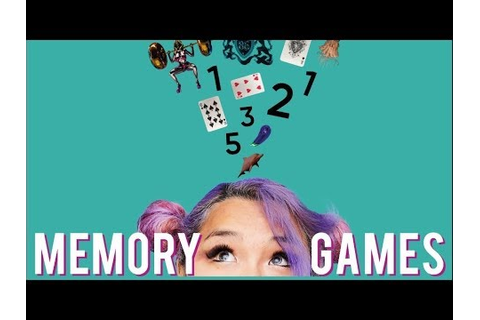 Memory Games | Official Trailer [HD] | Netflix - YouTube