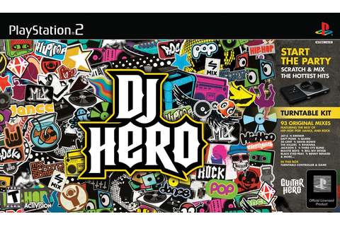 DJ Hero - PlayStation 2 - IGN